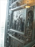 Image for Senate Bronze Doors, East Portico, US Capitol - Washington DC