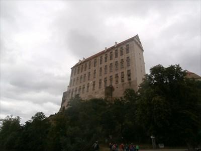 Zamek Plumlov, CZ