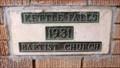 Image for 1931 - Kettle Falls Baptist Church - Kettle Falls, WA