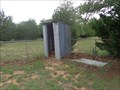 Image for Rubotton Cemetery Outhouse - Rubottom, OK