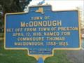 Image for Town of McDonough,- McDonough, NY