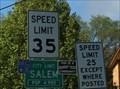 Image for Salem, Missouri - Population - 4,950
