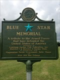 Image for Louisiana Highway 23, Naval Air Station /Joint Reserve Base; New Orleans & Belle Chasse, Louisiana Blue Star Memorial