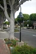 Image for El Camino Real Bell - Main St. & El Camino Real - Tustin, CA
