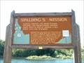 Image for Spalding's Mission