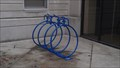 Image for Bicycle-shaped Bicycle Tender - Henderson, KY