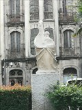 Image for The monument to San Rosendo recovers its shine, check the before and after - Ourense, Galicia, España