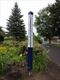 Image for Peace Pole - Fredericton, N.B.