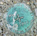 Image for 693741:  Topographical Survey Division Marker, Sarnia