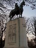 Image for King Albert I of Belgium - Paris, France