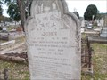 Image for John Purcell - General Cemetery, Wollongong, NSW