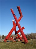 Image for Abstract Sculpture - Martin Luther King Drive - Allentown, PA