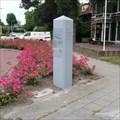 Image for replica Roman milestone - Rijksstraatweg, Zwammerdam (NL)