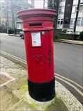 Image for Victorian Pillar Box - Thurlow Road, Hampstead, London NW3, UK