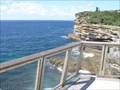 Image for The Gap Lookout, South Head. Sydney. NSW. Australia.