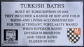 Image for Turkish Baths - Friars Walk, Lewes, UK