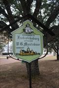 Image for Fredericksburg TX - V G Montabauer, Germany
