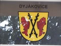 Image for Znak obce - Dyjakovice, Czech Republic
