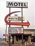 Image for Historic Route 66 - Route 66 Motel - Kingman, Arizona, USA.