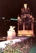 Image for Brunswick Monument at Night - Geneva, Switzerland