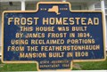 Image for Frost Homestead
