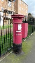 Image for Victorian Post Box - Janson Road, London, UK