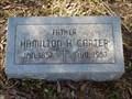 Image for 100 - Hamilton H. Carter - Callahan, FL