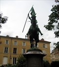 Image for Jeanne d'Arc - Nancy, FR