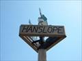 Image for Hanslope Village Sign, Bucks