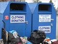 Image for For Those In Need Donation Bins - Walmart Currents - Edmonton, Alberta