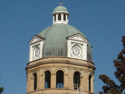 Tuscarawas County Courthouse Dome