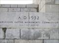 Image for American War Memorial - 1932 - Gibraltar