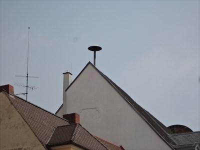 Siren Alte Münze Speyer Germany Rp Outdoor Warning Sirens On