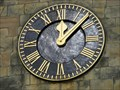 Image for Clock, St Peters Church, Conisbrough, Doncaster.