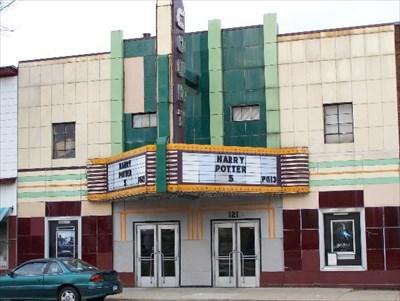 movie theatres in saginaw mi