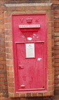 Image for Victorian Post Box - Coventry, UK
