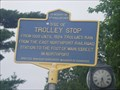 Image for Site of Trolley Stop