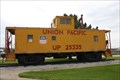 Image for UP Caboose 25335 -- Cozad NE