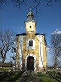 Image for Kaple sv. Anny - Vyklantice, okres Pelhrimov, CZ