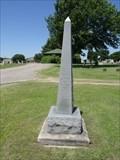 Image for Sulphur Odd Fellows and Rebekahs Memorial - Oaklawn Cemetery - Sulphur, OK