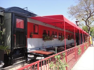 The Vintage Steakhouse San Juan Capistrano Ca Dining Car Restaurants On Waymarking