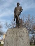 Image for Lincoln, the Railsplitter statue, Garfield Park - Chicago, IL