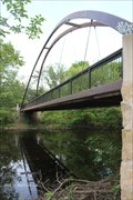 Image for Blue Heron Bridge - Charles River Walkway - Watertown-Newton, MA