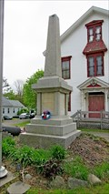 Image for Searsport Civil War Memorial - Searsport, ME
