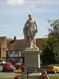 Image for Lord John Scott Statue - Dunchurch, Warwickshire, UK