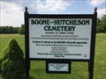 Image for Boone-Hutcheson Cemetery - rural Putnam County, IN