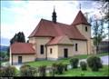 Image for Kostel Povýšení Sv. Kríže / Church of the Elevation of Holy Cross - Zruc nad Sázavou (Central Bohemia)