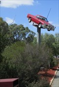Image for Ute on a Pole - Deniliquin, NSW, Australia