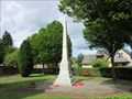 Image for War Memorial - Edzell, Angus.