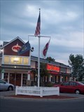 Image for Nautical Flagpole - Red Lobster - Clay, New York